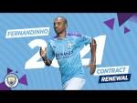 FERNANDINHO SIGNS NEW CONTRACT! | 2021
