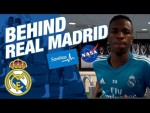 Behind Real Madrid | How we use NASA technology to boost player recovery!