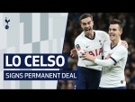 GIOVANI LO CELSO SIGNS CONTRACT UNTIL 2025