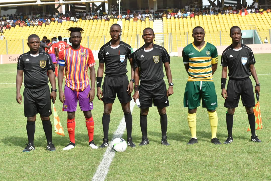 2019/20 Ghana Premier League: GFA announce match officials for match day four
