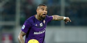 I was not treated fairly at Fiorentina - Kevin Prince Boateng