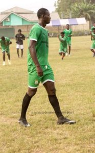Vision FC sign Baba Awal from Makers FC