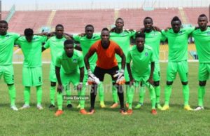 Our target is the top six- Kwaku Danso