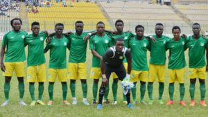 Match Report: Aduana Stars suffer first defeat to struggling Eleven Wonders