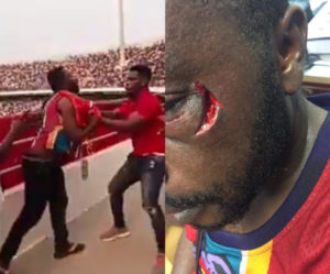 Boxer Patrick Allotey finally arrested for assaulting a Kotoko supporter