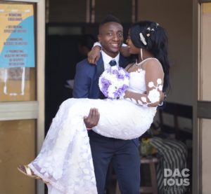 PICTURES: Felix Annan shows off beautiful wife in new post