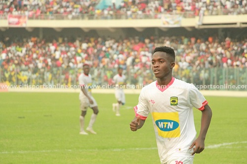 Asante Kotoko coach Maxwell Konadu excited to have Mathew Cudjoe back from Bayern trial
