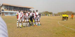 2019/2020 Ghana Premier League Match Week 5 Report: Bechem United 1-0 Eleven Wonders