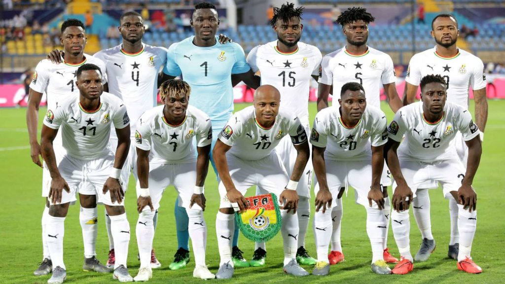 2022 World Cup Qualifiers: Ghana to face South Africa, Zimbabwe and Ethiopia in Group G