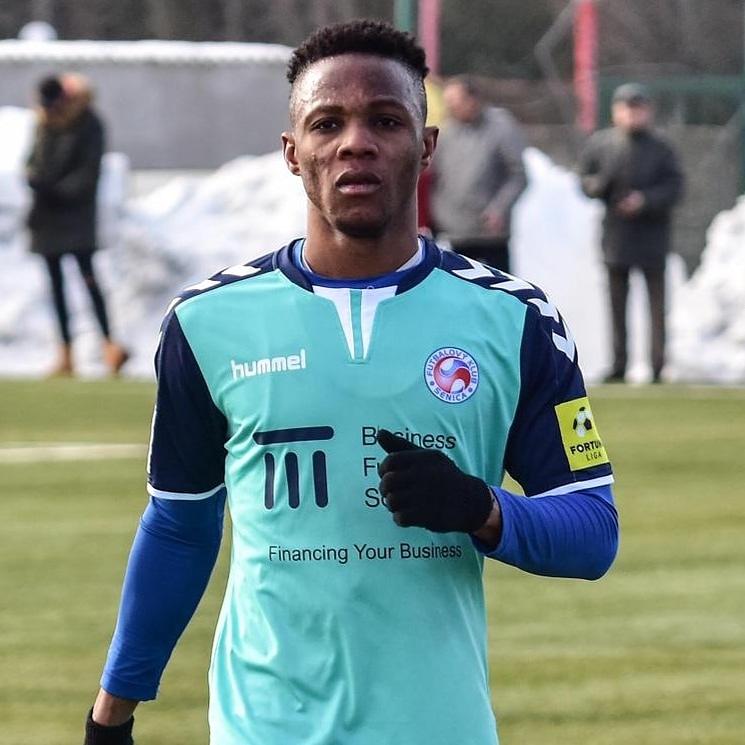 Osei Bonsu: Ghanaian prodigy set to join Venezuelan side Caracas FC