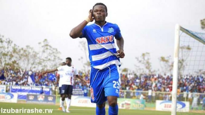Kotoko set to sign Burundi international Pierre Pierrot Kwizera
