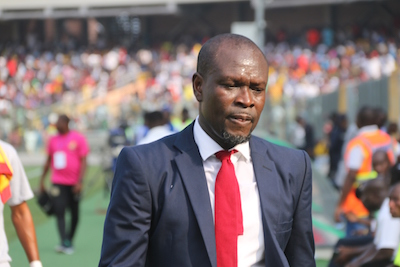 To play for the national team, you must show commitment - Ghana coach CK Akonnor warns