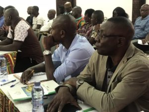 GFA holds holds meeting with newly appointed national team head coaches