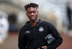 Newcastle United manager Steve Bruce opens up on Atsu's absence in defeat to Crystal Palace