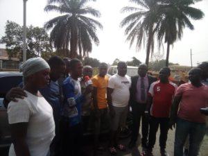 GFA sends delegation to visit injured Asante Kotoko supporter