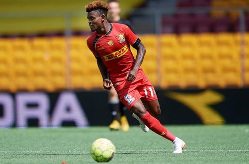 Godsway Donyoh close to joining German side Dynamo Dresden