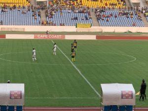 2019/2020 Ghana Premier League Match Week 6 Report: Ebusua Dwarfs 2-1 Dreams FC