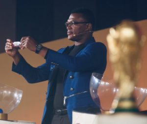 Marcel Desailly implores Ghana to start 2022 World Cup qualifiers well