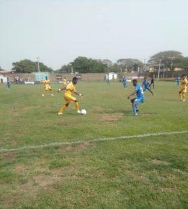 Live Updates: Liberty Professionals 1-1 Medeama SC - GPL Match Week 3