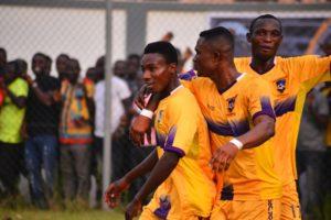 Medeama name three debutants in 18-man squad against Dreams FC
