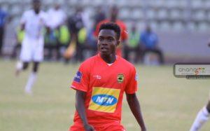 Asante Kotoko prodigy Mathew Cudjoe delighted to score debut goal against Dwarfs