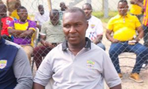 Edward Nii Odoom confident of Hearts of Oak chances of beating Liberty Professionals