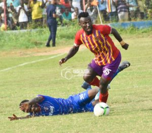 My career has not ended despite cancellation of season – Hearts of Oak's Emmanuel Nettey