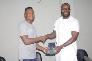 Hearts of Oak's Joseph Esso named 'Man of the Match' in win against Dwarfs