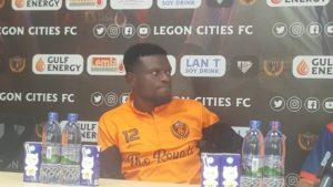 Legon Cities goalie Fatau Dauda reveals team has been working on concentration ahead of Dreams FC match