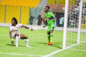 Pay cut should not be an option - Fatau Dauda