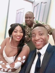 PHOTOS: Felix Annan marries Francisca Adu Yeboah