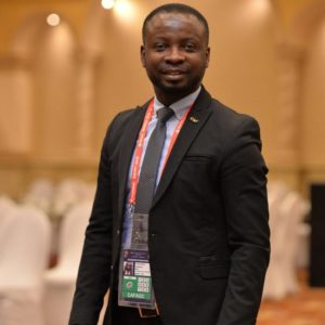 Ashgold CEO Frederick Acheampong chairs Black Meteors management committee