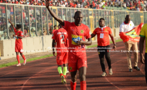 Frequent changes of technical staff affected my playing career at Asante Kotoko - George Abege