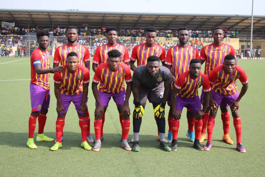 Match Report: WAFA 0-0 Hearts of Oak - Academy Boys share spoils with Phobians