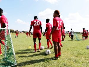 Friendly Match: Hearts of Oak beat lower division side K14 Spartans Academy 2-0