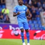 Joseph Paintsil cameos in Genk's 3-0 win against Zulte Waregem