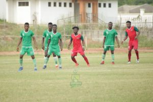 2019/20 Ghana Premier League: Elmina Sharks held by Karela United at home