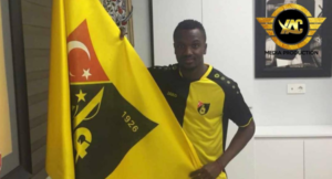 Midfielder Kamal Issah joins Turkish side Istanbulspor
