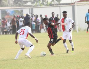 2019/2020 Ghana Premier League: Karela United beat Inter Allies 2-1