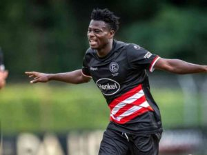 Fortuna Düsseldorf youngster Kelvin Ofori given three-match ban