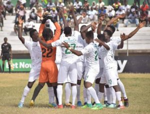 2019/20 Ghana Premier League: King Faisal draw 2-2 with Bechem United to earn first point of the season