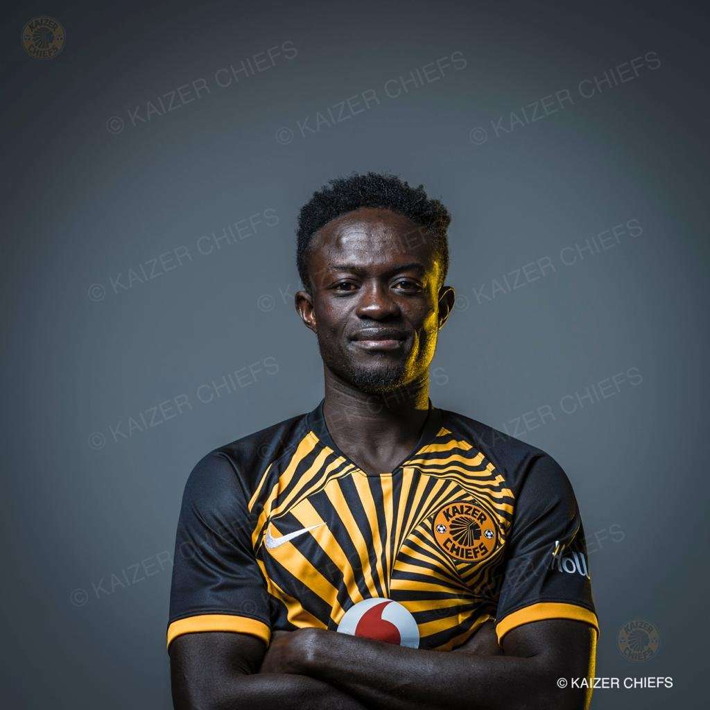 JUST IN: Kaizer Chiefs cancels contract of James Kotei