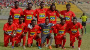 Coach Maxwell Konadu names Kotoko's starting eleven to face Ebusua Dwarfs