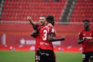 Ghanaian pair of Baba and Agbenyenu feature to help Mallorca beat Valencia 4-1