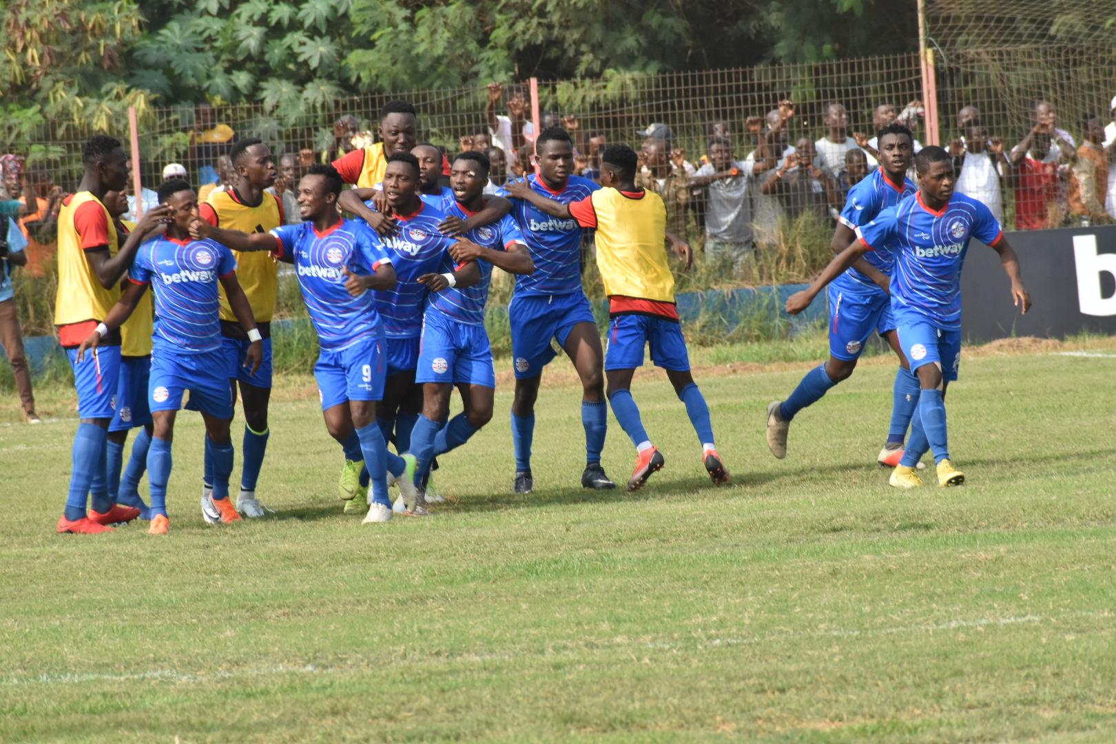 2019/2020 Ghana Premier League: Match Week 6 Report - WAFA 1-2 Liberty