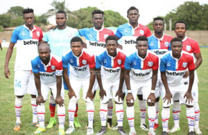 Match Report: Liberty Professionals produce spirited performance to beat Ebusua Dwarfs