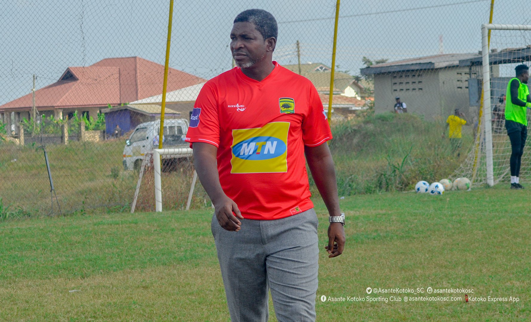 I can't explain why we played with 10 men - Maxwell Konadu