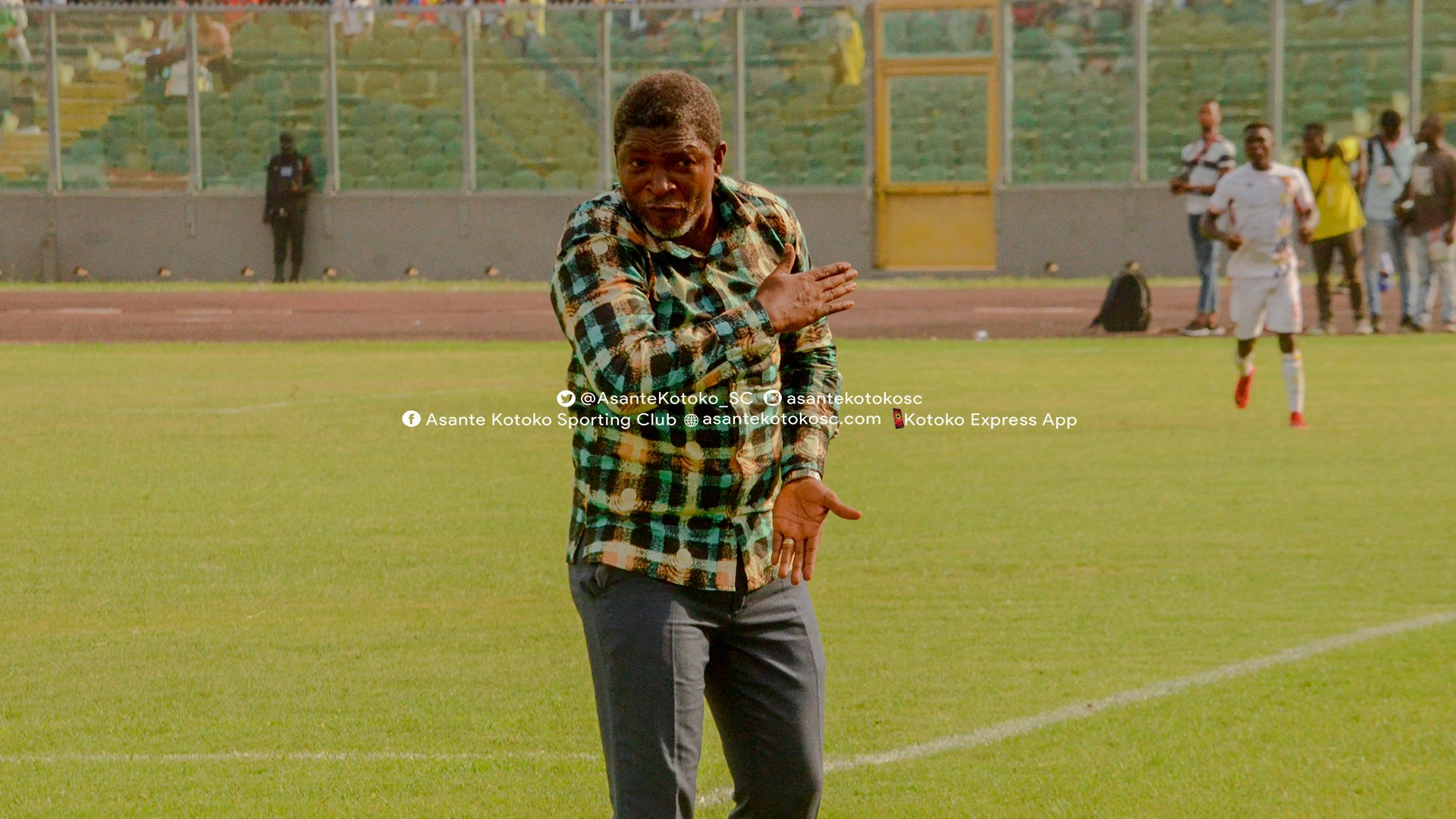 2019/20 Ghana Premier League is more competitive than previous seasons - Kotoko coach Maxwell Konadu