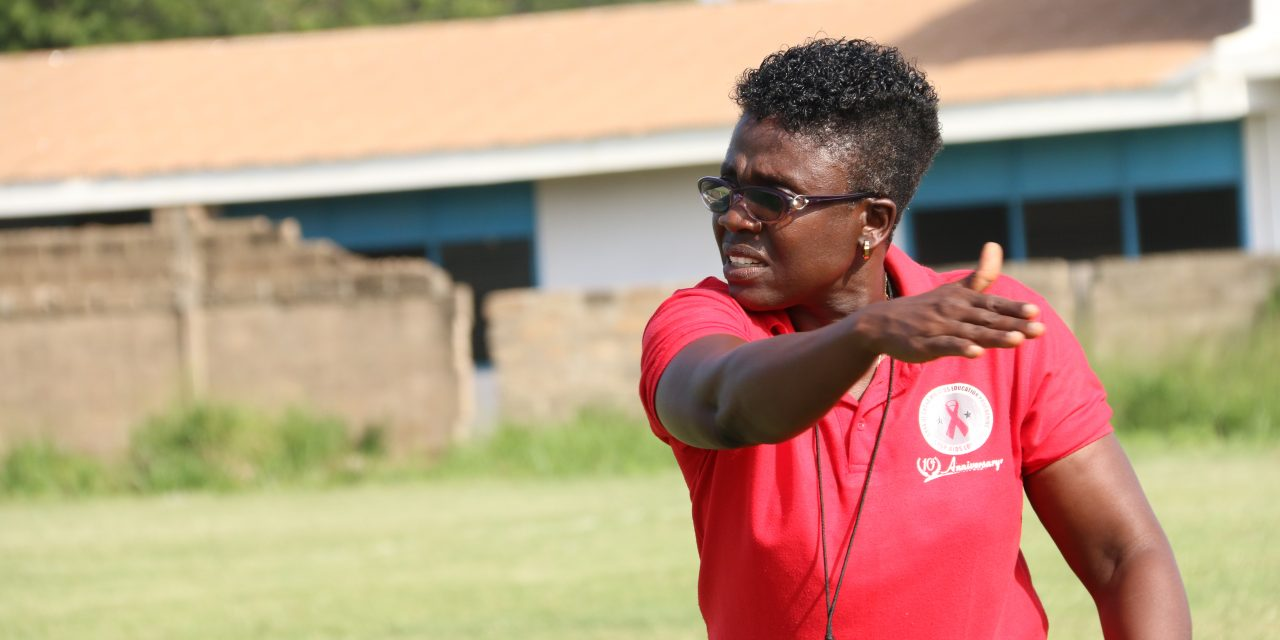 Qualifying for the Olympic Games will be a great achievement - Mercy Tagoe
