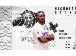 OFFICIAL: Nicholas Opoku completes move to French side Amiens SC
